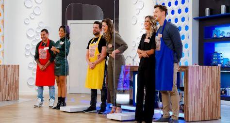 Eliana apresenta MMQM com Popó, Mauricio Meirelles e Gabriel Cartolano