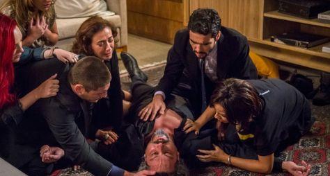 """José Alfredo forjará a própria morte em """"Império"""""""