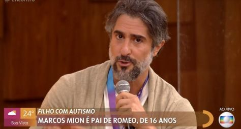 """Marcos Mion garante dois dígitos de audiência ao """"Encontro com Fátima Bernardes"""""""
