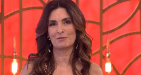 """Fatima Bernardes ficará alguns dias sem apresentar o """"Encontro"""""""