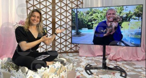 """Xuxa relembra momentos especiais da vida pessoal no """"Se Joga"""""""