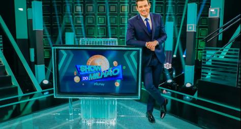 """SBT e PicPay realizam lançamento do """"Show do Milhão PicPay"""""""