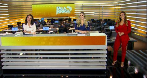 Fala Brasil Edição de Sábado lidera por 1h43 e alcança pico de 8 pontos em SP