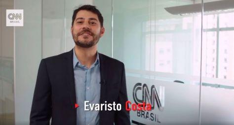 Evaristo Costa é demitido da CNN Brasil