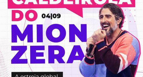 'Caldeirão' com Marcos Mion alcançou 34,1 milhões de pessoas na internet