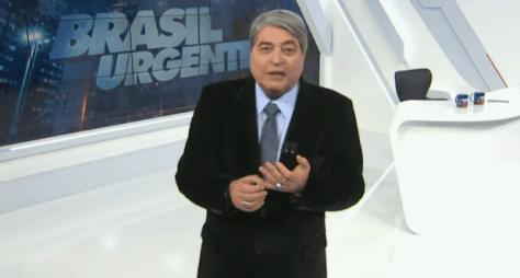 """Se Datena sair candidato, existe o risco do """"Brasil Urgente"""" acabar"""