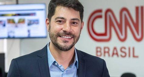 Evaristo Costa está indignado com sua demissão da CNN Brasil