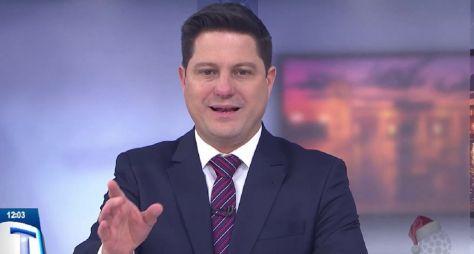 Record TV contrata o apresentador Eleandro Passaia