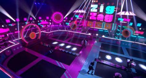 """""""Zig Zag Arena"""": primeiras imagens do novo programa de Fernanda Gentil"""