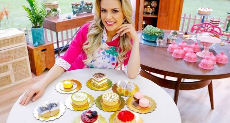 """Bake Off Brasil"" transforma doces de vitrine em bolos incríveis"