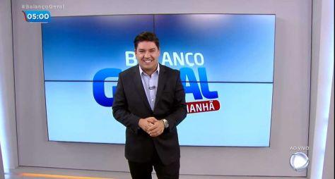 Bruno Peruka pede demissão da Record TV