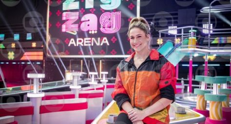 Fernanda Gentil celebra novo programa aos domingos