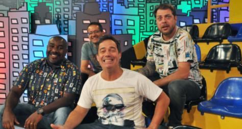 """RedeTV! perde principal elenco do humorístico """"Encrenca"""""""