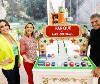 """""""Bake Off Brasil"""" cria doce 'Parque de Diversões' neste sábado (25)"""