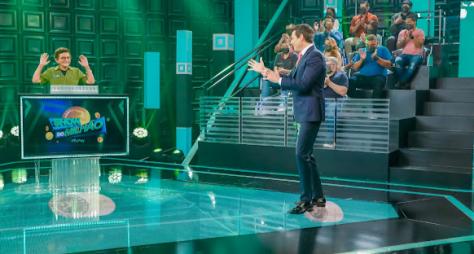 """Celso Portiolli recebe novos competidores no """"Show do Milhão - PicPay"""""""