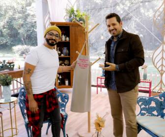 """Dony De Nuccio recebe Mazinho no """"Cereja do Bolo"""""""