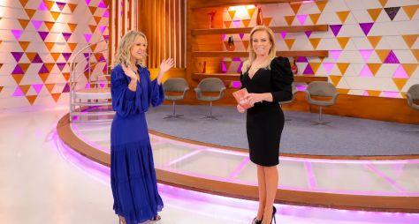 Eliana tem ajuda de Christina Rocha no quadro Beleza Renovada