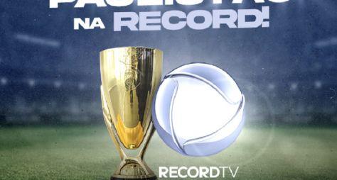 Confirmado: Paulistão agora é do Grupo Record!