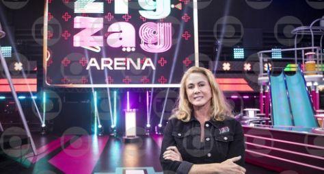 É neste domingo! Médicos e enfermeiros estreiam o 'Zig Zag Arena'