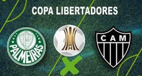 Classificação do Palmeiras à final da Libertadores deixa o SBT na liderança