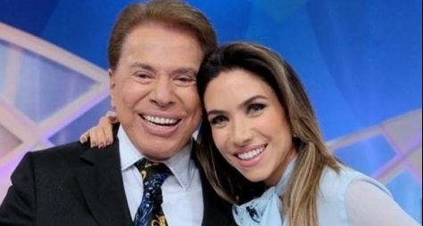 "Patrícia Abravanel vai gravar o ""Programa Silvio Santos"" no lugar do pai"