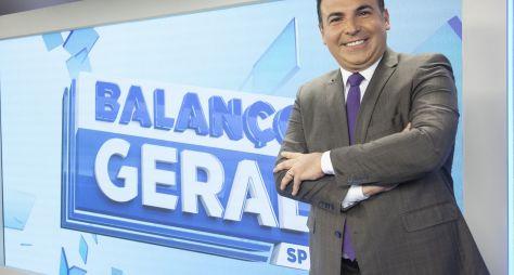 Balanço Geral SP lidera por uma hora; A Hora da Venenosa vence jornal da Globo