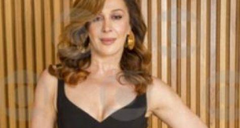 """Claudia Raia entra para o júri fixo do """"Show dos famosos"""""""