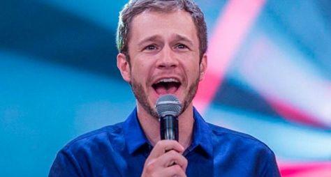 Tiago Leifert se afasta das gravações do The Voice e é substituído