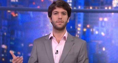 Caio Copolla deve deixar CNN Brasil