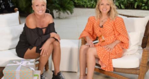Eliana tem encontro com Xuxa e Angélica neste domingo (10)