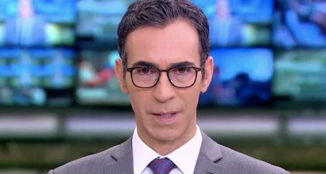 """César Tralli assume o """"Jornal Hoje"""" e Alan Severiano, o """"SP1"""""""