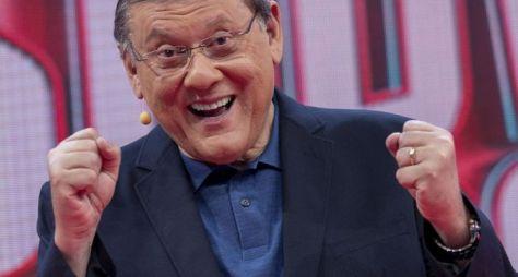 Record TV estaria interessada na contratação de Milton Neves