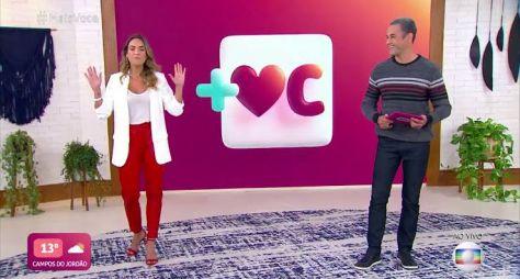 Com substitutos, matinais da TV Globo registram baixa audiência