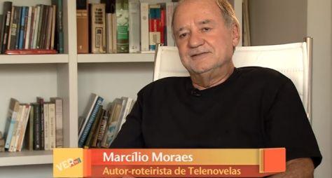 Marcílio Moraes parabeniza TV Globo por pagar pela reprise de Sonho Meu
