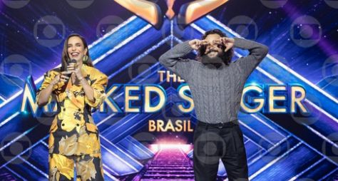 """Especial The Masked Singer Brasil"" vai ao ar na tarde deste domingo (17)"