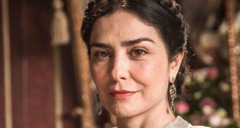 Única novela inédita na Globo, Nos Tempos do Imperador segue com baixa audiência
