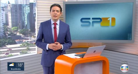 Alan Severiano estreia no SP1 com ótima audiência