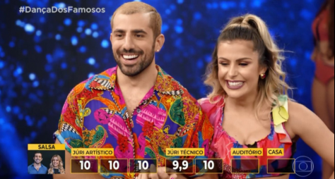 """""""Dança dos Famosos"""" e """"Show do Famosos"""" são apostas da TV Globo em 2022"""