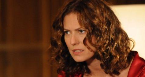 Patrícia Pilar deixa o casting da TV Globo