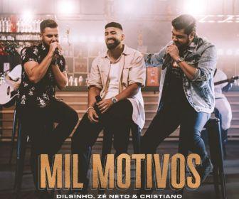 Dilsinho lança parceria com Zé Neto e Cristiano