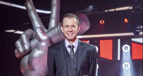 Tiago Leifert pode participar da final da décima temporada do The Voice Brasil
