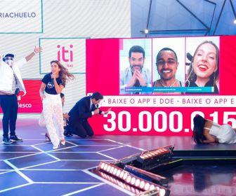 AACD Teleton 2021 alcança meta e arrecada pouco mais de R$ 30 milhões