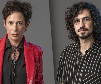 """Andrea Beltrão comenta romance com Gabriel Leone em """"Um Lugar ao Sol"""""""