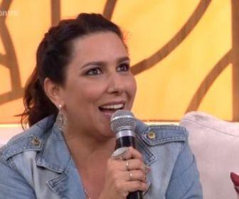 Renata Castro Barbosa perde seu contrato fixo com a TV Globo