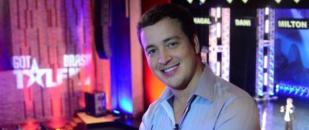 Rafael Cortez, o apresentador do reality