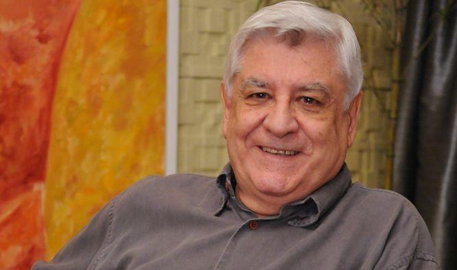 O autor Lauro César Muniz. Foto: Divulgação/Rede Record