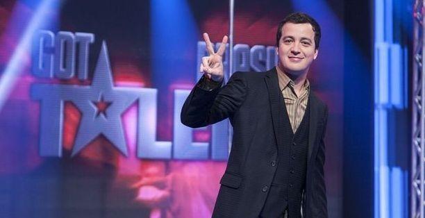 Got Talent Brasil é apresentado por Rafael Cortez. Foto: Divulgação