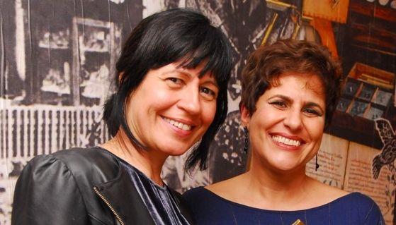Thelma Guedes e Duca Rachid, as autoras de