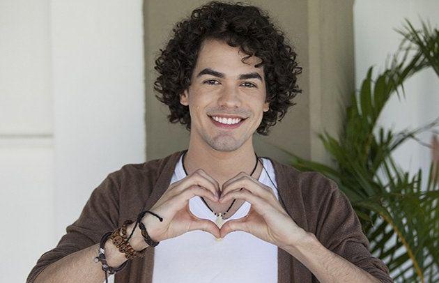 Sam Alves, um dos finalistas do The Voice Brasil. Foto: Divulgação