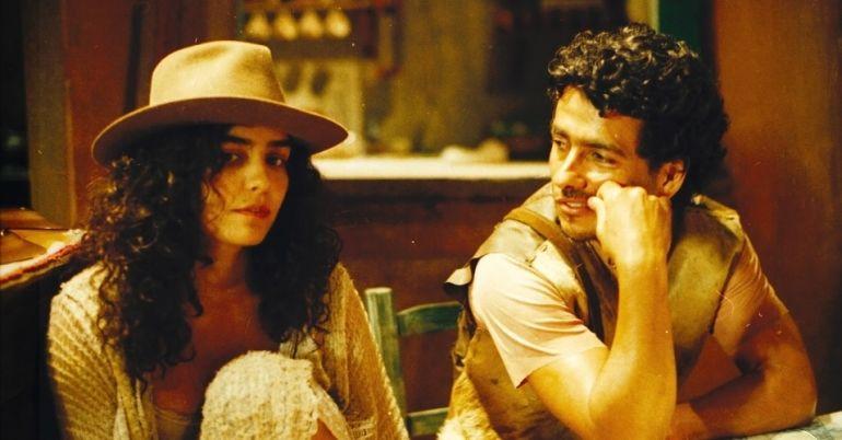 Leticia Sabatella e Marcos Palmeira no remake do folhetim